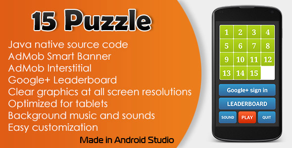 22 Useful Android SourceCodes For Puzzle Game – Desiznworld