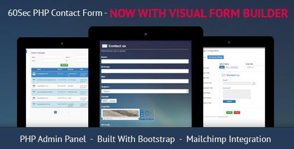 60sec-contact-form-builder-with-admin-panel