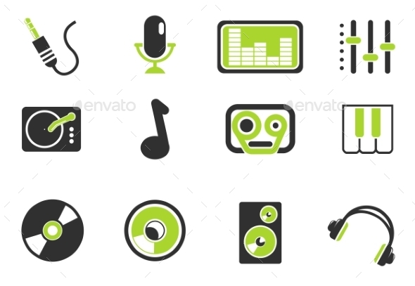 audio-and-music-simple-vector-icons