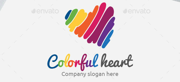 colorful-heart