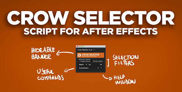 crow-selector-after-effects-script
