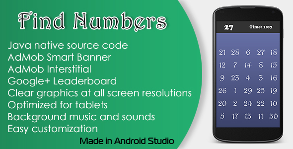 find-numbers-game-with-admob-and-leaderboard