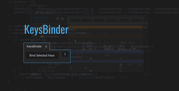 keysbinder-after-effects-script