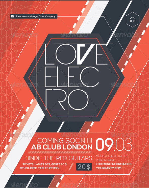 love-electro-2-poster-flyer
