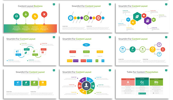 Cool Powerpoint Templates For Business Plan Presentation
