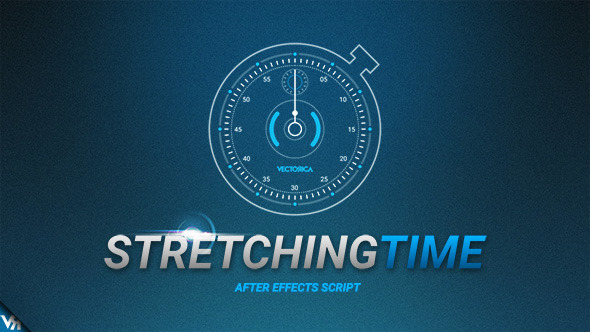 stretching-time-after-effects-script