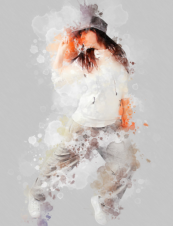 water-color-splatter-photoshop-action
