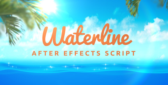 waterline-after-effects-script