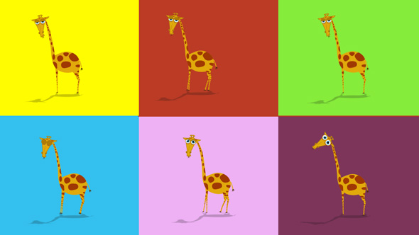 cartoon-giraffe-animation