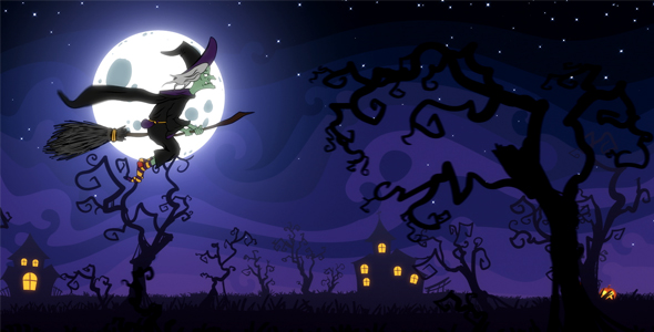 cartoon-halloween-background