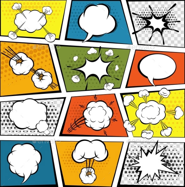 comic-speech-bubbles-set