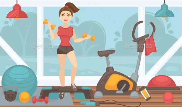 fitness-equipment-and-gym-interior