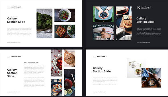 food-vintage-3-powerpoint-template