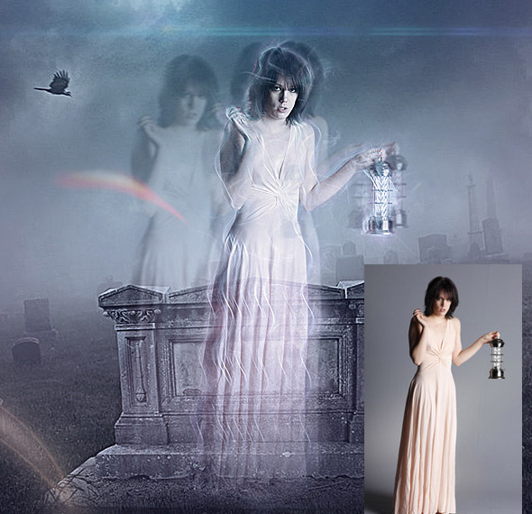 ghost-creepy-photo-effects-photoshop-actions