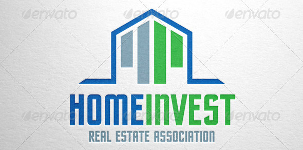 home-invest-logo-template