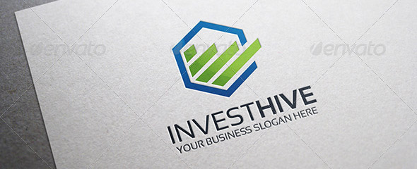 invest-hive-logo-template