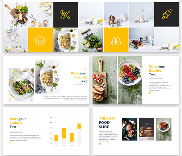 one-food-creative-powerpoint-template