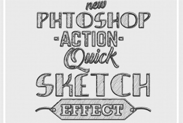 quick-sketch-text-effect