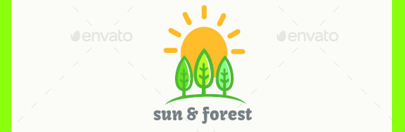 sun-and-forest