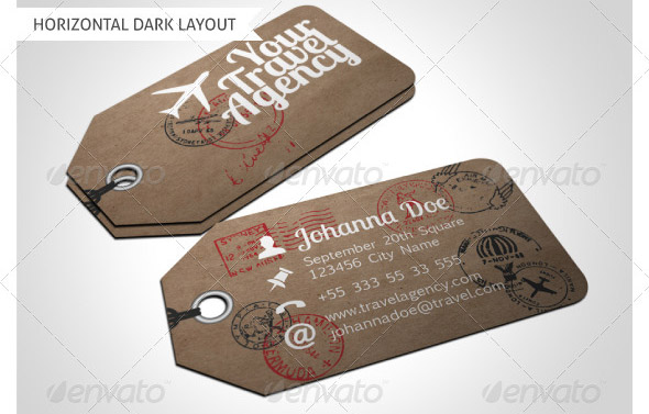 travel-tag-business-card-template