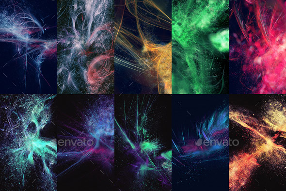 10-abstract-fractal-backgrounds-textures