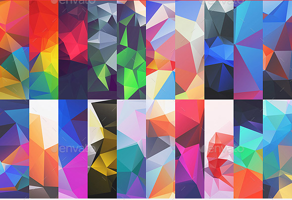 20-low-poly-polygonal-background-textures