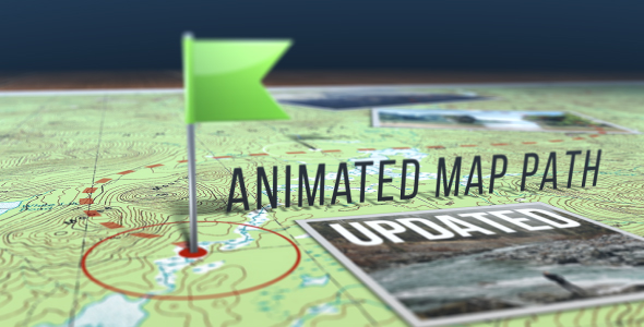animated-map-path