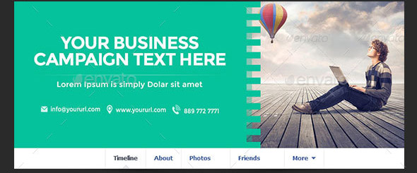 26 cool facebook gif cover design templates desiznworld business facebook covers pronofoot35fo Gallery