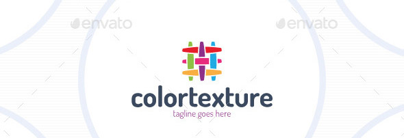 colorful-texture-logo-fabric-canvas-linien