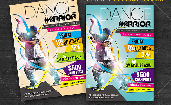 dance-contest-flyer-template