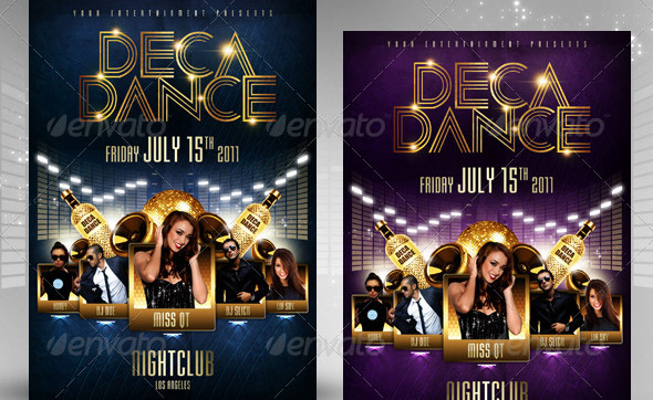 deca-dance-party-flyer