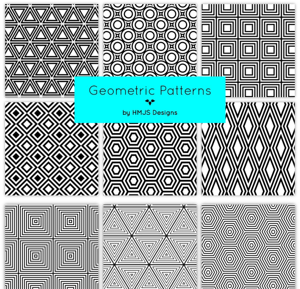 geometric-patterns-vol-1