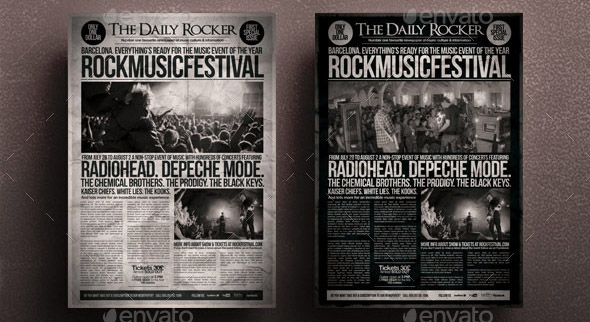 grunge-newspaper-flyer-poster