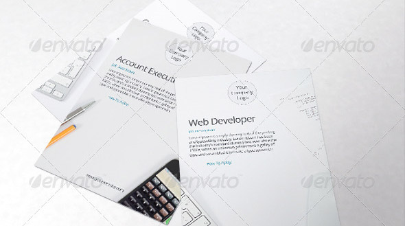 job-offer-template-poster-flayer-set-of-6