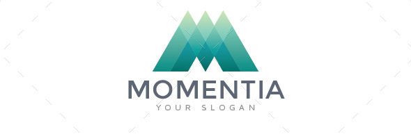 mountain-m-letter-logo