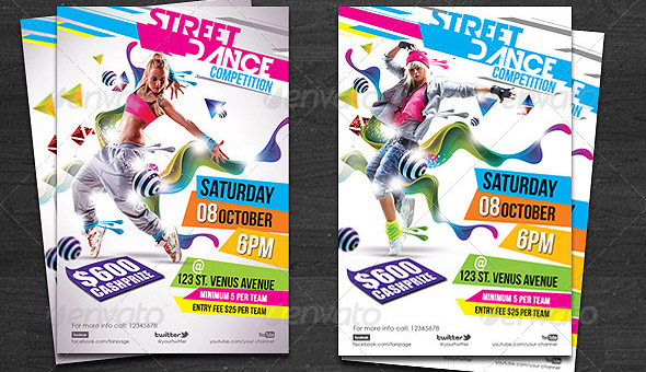street-dance-flyer-template