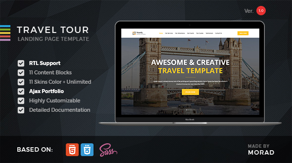 travel-tour-travel-tourism-agency-html-landing-page