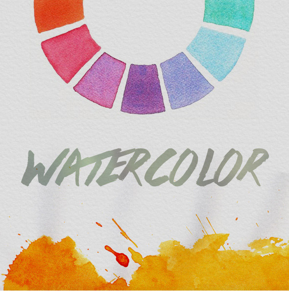 watercolor-paper-patterns