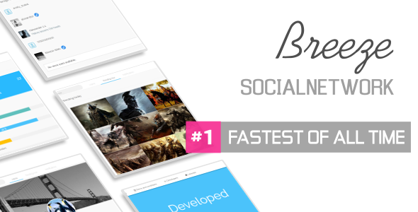 Breeze Social Network Platform