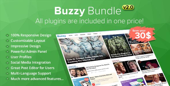 Buzzy Bundle Viral Media Script