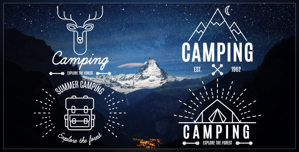 Camping Light Line