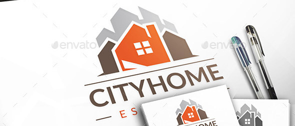 city-construction-logo-template
