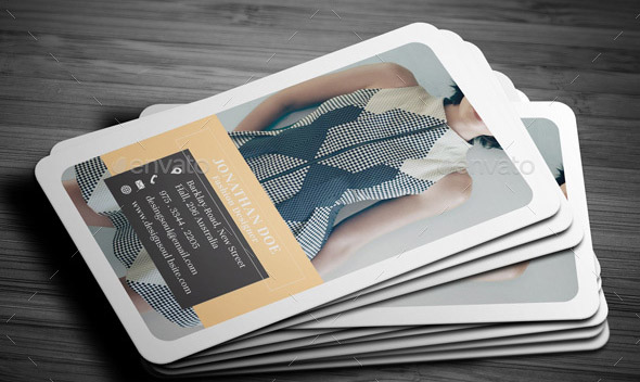 fashion-business-card
