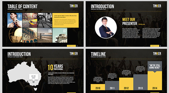 tinker-powerpoint-template