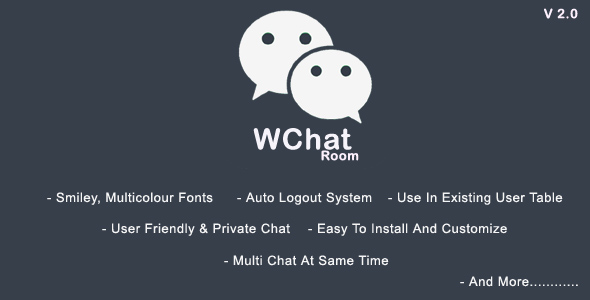 WchatRoom PHP:AJAX Chatroom