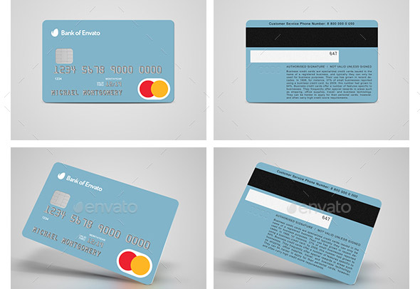 29 Free Premium Credit Bank Card Mockup Psds Desiznworld
