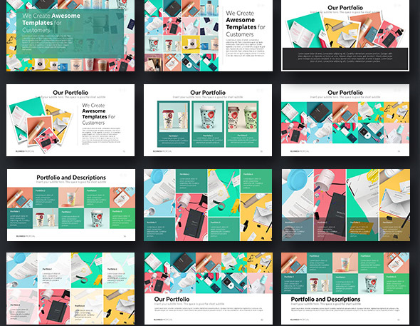 19 Nice Powerpoint Presentation Templates For Business Proposal – Powerpoint Proposal Template