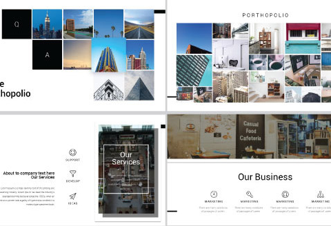 20 cool powerpoint templates for infographics – desiznworld, Powerpoint templates