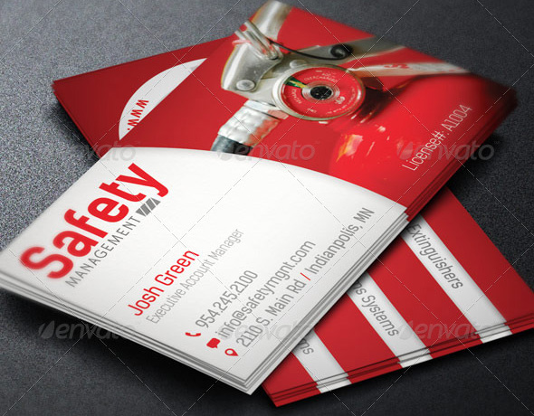 20 Cool Business Card Design Templates For Small Business