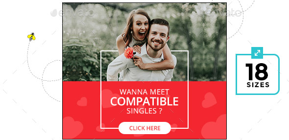 Free dating banners